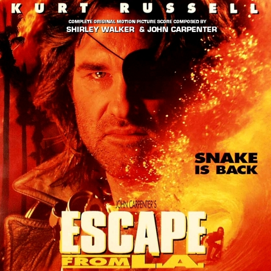 Escape From LA frt