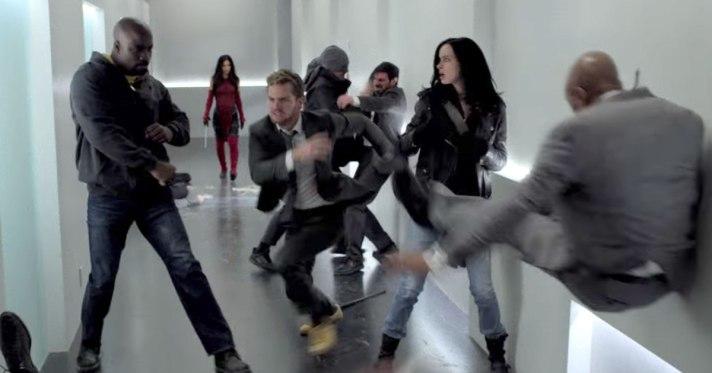 Defenders Hallway