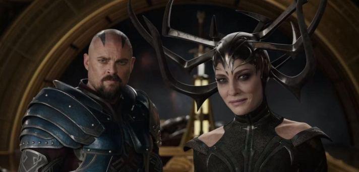 Thor Ragnarok Bad Guys